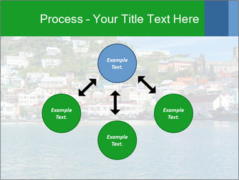 Beautiful Harbor PowerPoint Template - Slide 91
