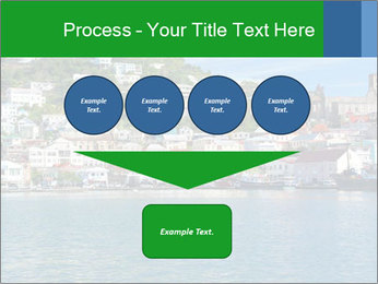 Beautiful Harbor PowerPoint Template - Slide 93