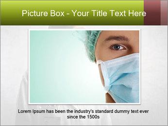 Doctor's Portrait PowerPoint Templates - Slide 15