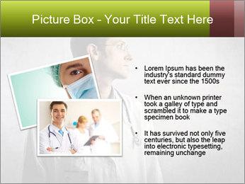 Doctor's Portrait PowerPoint Templates - Slide 20
