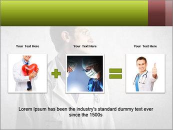 Doctor's Portrait PowerPoint Templates - Slide 22