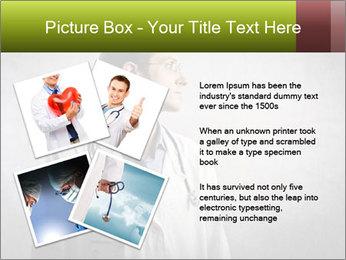 Doctor's Portrait PowerPoint Templates - Slide 23