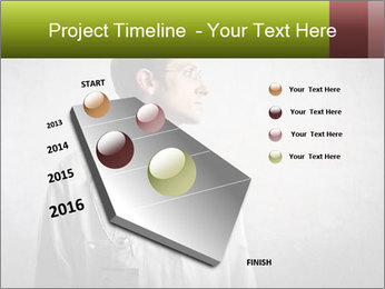 Doctor's Portrait PowerPoint Templates - Slide 26