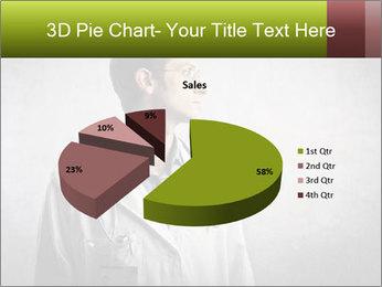 Doctor's Portrait PowerPoint Templates - Slide 35