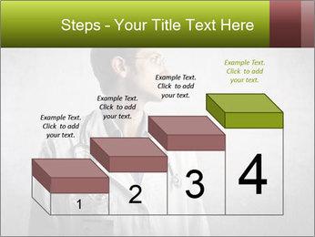 Doctor's Portrait PowerPoint Templates - Slide 64