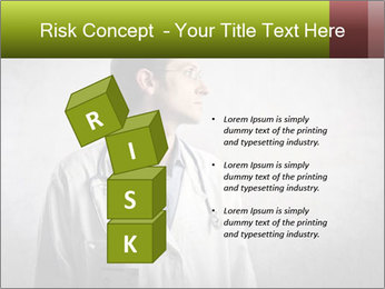 Doctor's Portrait PowerPoint Templates - Slide 81