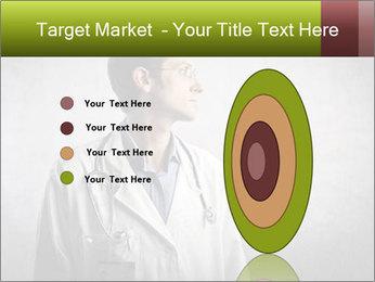 Doctor's Portrait PowerPoint Templates - Slide 84