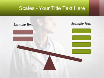 Doctor's Portrait PowerPoint Templates - Slide 89