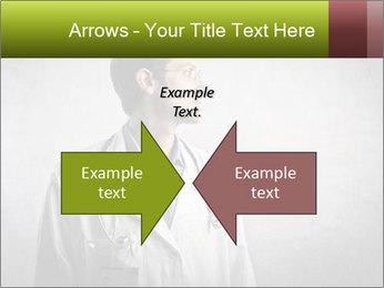 Doctor's Portrait PowerPoint Templates - Slide 90