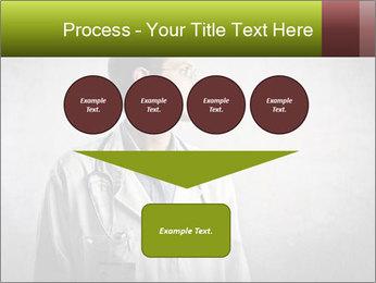 Doctor's Portrait PowerPoint Templates - Slide 93