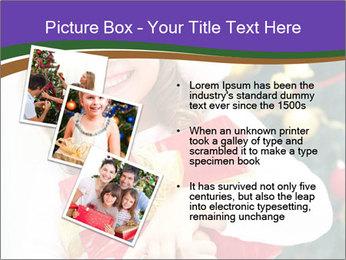 Santa Girl PowerPoint Template - Slide 17