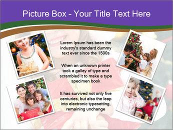 Santa Girl PowerPoint Template - Slide 24