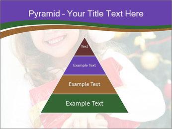 Santa Girl PowerPoint Template - Slide 30