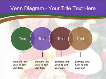 Santa Girl PowerPoint Template - Slide 32