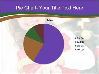 Santa Girl PowerPoint Template - Slide 36