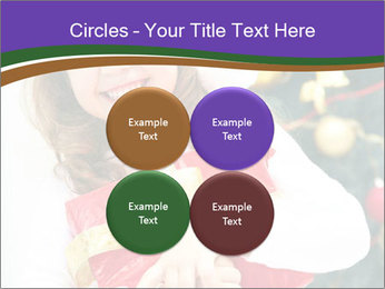Santa Girl PowerPoint Template - Slide 38