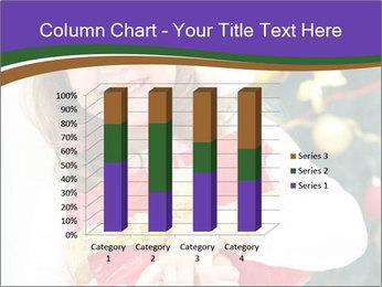 Santa Girl PowerPoint Template - Slide 50