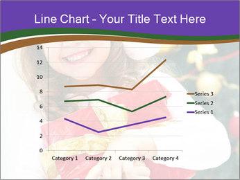 Santa Girl PowerPoint Template - Slide 54