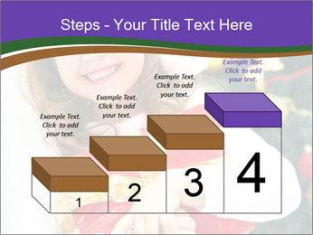 Santa Girl PowerPoint Template - Slide 64