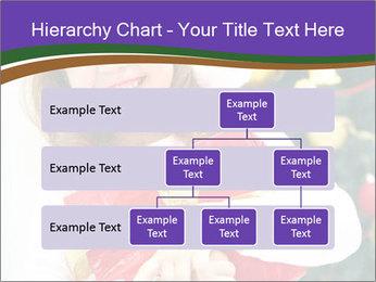 Santa Girl PowerPoint Template - Slide 67