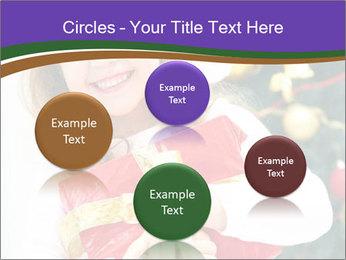 Santa Girl PowerPoint Template - Slide 77