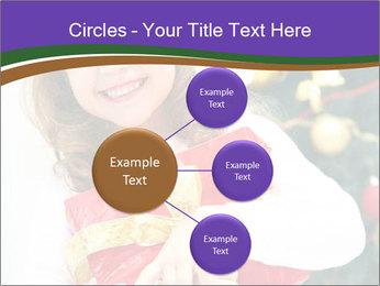 Santa Girl PowerPoint Template - Slide 79