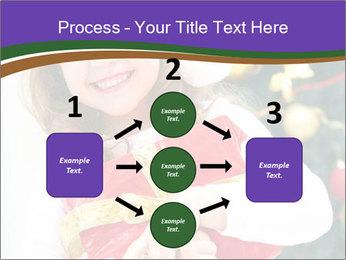 Santa Girl PowerPoint Template - Slide 92