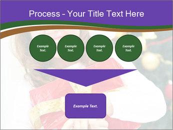 Santa Girl PowerPoint Template - Slide 93