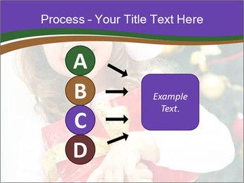 Santa Girl PowerPoint Template - Slide 94