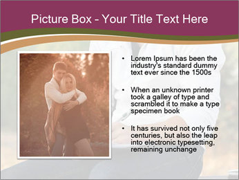 Young Man Writes Letter PowerPoint Templates - Slide 13