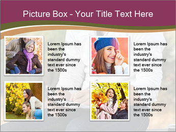 Young Man Writes Letter PowerPoint Template - Slide 14