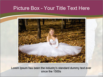 Young Man Writes Letter PowerPoint Templates - Slide 16