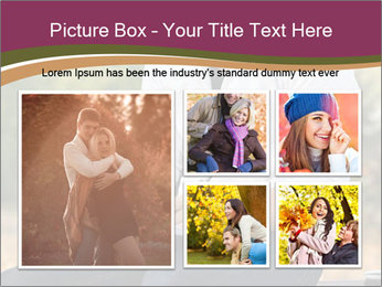 Young Man Writes Letter PowerPoint Template - Slide 19