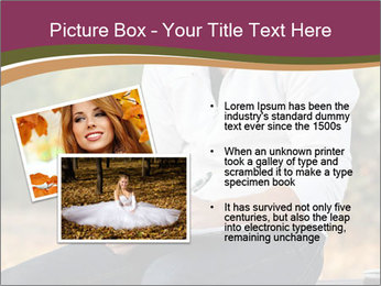 Young Man Writes Letter PowerPoint Templates - Slide 20