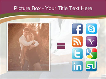 Young Man Writes Letter PowerPoint Templates - Slide 21