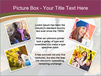 Young Man Writes Letter PowerPoint Template - Slide 24