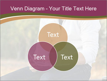 Young Man Writes Letter PowerPoint Template - Slide 33