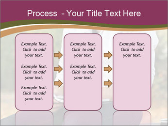 Young Man Writes Letter PowerPoint Templates - Slide 86