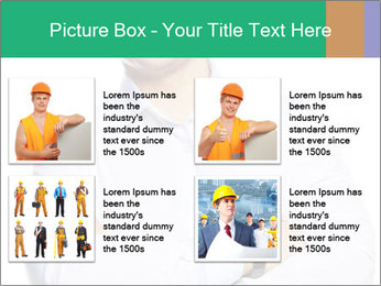 Handsome Constructor PowerPoint Template - Slide 14