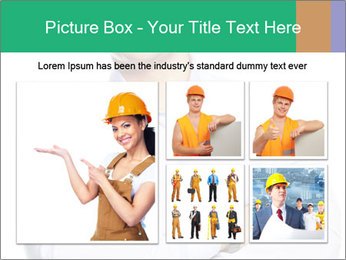Handsome Constructor PowerPoint Template - Slide 19