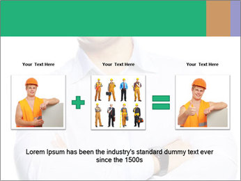 Handsome Constructor PowerPoint Template - Slide 22