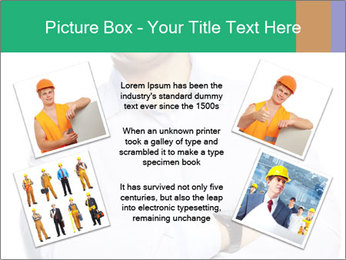 Handsome Constructor PowerPoint Template - Slide 24