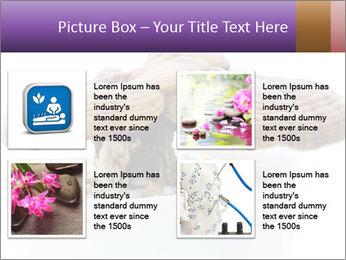 Chinese Mushroom PowerPoint Template - Slide 14