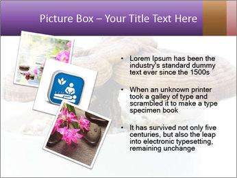 Chinese Mushroom PowerPoint Template - Slide 17