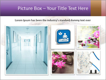 Chinese Mushroom PowerPoint Template - Slide 19