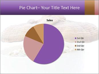 Chinese Mushroom PowerPoint Template - Slide 36