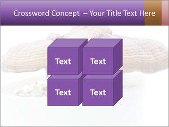 Chinese Mushroom PowerPoint Template - Slide 39