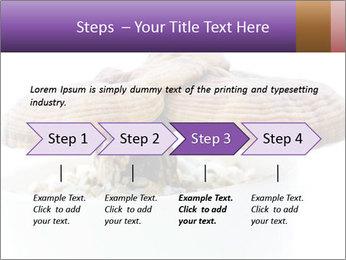 Chinese Mushroom PowerPoint Template - Slide 4