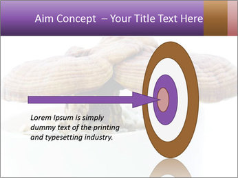 Chinese Mushroom PowerPoint Templates - Slide 83