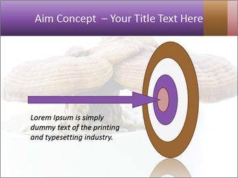 Chinese Mushroom PowerPoint Template - Slide 83